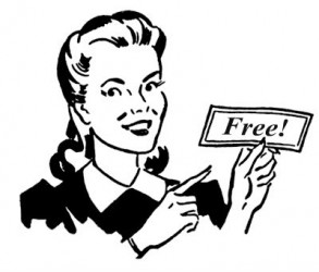 retro free coupon