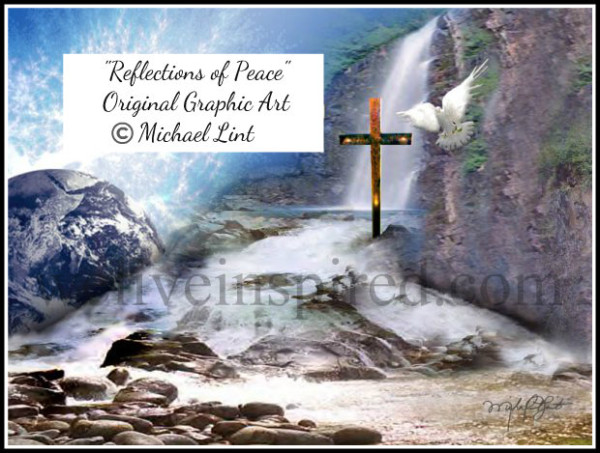 Reflections of Peace by Michael Lint