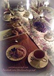 rebekah's tea party