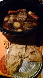 crock pot comfort food