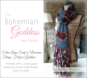 The Bohemian Goddess Advert